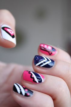 {Nails}- Crazy nails