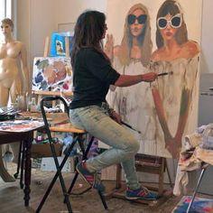 Pascale Taurua on Saatchi Art #art