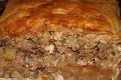 Pie Recipes, Cooking Recipes, Mets, Spanakopita, Coco, Mashed Potatoes, Dishes, Saint Jean, Ethnic Recipes