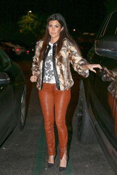 Kourtney Kardashian - Day to Night