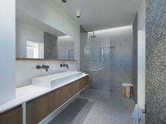 Rodinný dom, Trenčianska Turná   Mojinterier.sk Alcove, Bathtub, Bathroom, Standing Bath, Washroom, Bathtubs, Bath Tube, Full Bath, Bath