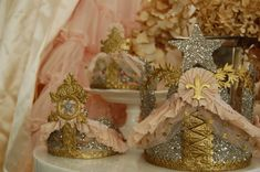 """""""French Crown"""" created by Donna Obrien"""
