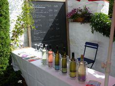 Wein von 3 in Feuerbach