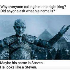 Steve the Night King