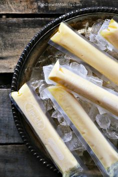 DIY Freezer Pops {Ice Pops} from foodiewithfamily.com