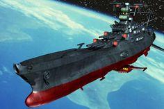 Space Battleship Yamato from Star Blazers (Space Battleship Yamato)