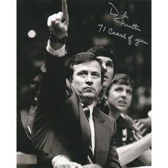 Chicago Bulls - Dick Motta : Coach of the Chicago Bulls 1968-1976.