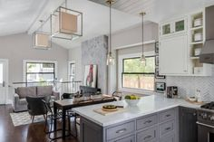 Lindsay Chambers has created a name for herself in the interior design markets of Los Angeles and San Francisco and after seeing this incredible tiny house, it's easy to understand why. Featured on HGTV's Fresh Faces of Design Awards in 2015, this charming home has a white and gray color scheme both inside and outside yet it's anything but icy in nature.