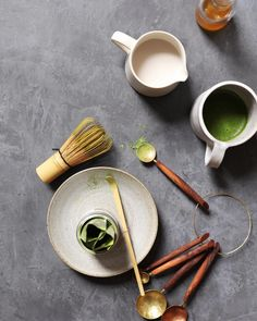 Morning matcha making. A delightful morning ritual. Addition of a few drops of palm sugar syrup makes a little magic (thank you Bella @ful.filled for this touch of magic!). . . . #matcha #f52grams #glutenfree #feedfeed @thefeedfeed #thenewhealthy  #Foods4thought #huffposttaste #eattheworld #BAreaders #healthycuisines #lifeandthyme #imsomartha  #rslove #thekitchn  #beautifulcuisines #hautecuisines #todayfood  #feedtheswimmers #gloobyfood  #thechalkboardeats @food #myallrecipes…