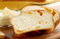 Canadian Cheddar Cheese Bread- This bread travels well and is perfect for family barbecues. Cut it into thick slices, grill it on your barbecue and serve instead of the traditional hamburger bun.