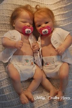 Reborn Babies for Sale, Reborn Babies, Reborn Dolls.  This is Lavender Awake and Lavender Asleep.