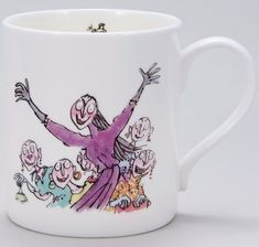 Roald Dahl Mugs | A Cup of Jo
