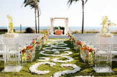 Hotel Del Coronado Weddings and Celebrations - Beachfront Ceremony on the Windsor Lawn Learn More