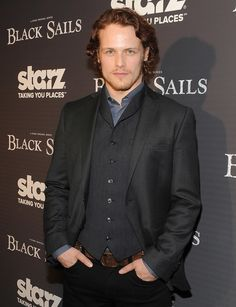 This Outlander star is heating up all of our screens. See Sam Heughan's sexiest snaps.