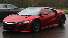 The new Acura NSX constantly reminds you that you're not having enough fun New Acura Nsx, Normal Cars, City Road, Get Tickets, Cool Cars, Super Cars, Fun, Centre, Detail