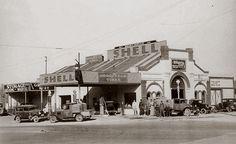 Knapp's Shell station