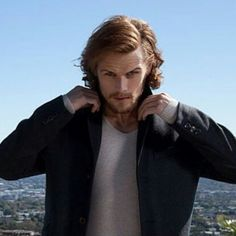 Sam.... OMG those eyes!!