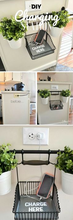 awesome cool Check out the tutorial: #DIY Charging Station Industry Standard Design... b... by http://www.danazhome-decorations.xyz/home-decor-accessories/cool-check-out-the-tutorial-diy-charging-station-industry-standard-design-b/