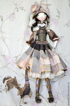 Коллекционные куклы ручной работы. Ярмарка Мастеров - ручная работа Сны из детства. Handmade.