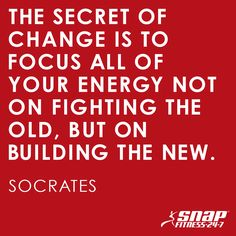 Rise up and start fresh!
