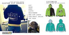 Zip Hoodie, Cheer, Custom Design, Hoodies, Humor, Sweatshirts, Parka, Hoodie, Hooded Sweatshirts