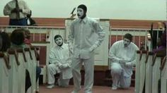 AFCD Anointed Mime Ministry~Something about the name Jesus - YouTube