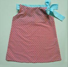 Patron modèle gratuit robe d'été fillette fille tuto couture - DIY Free pattern to sew a beautiful dress for girls - Couture - Pure Loisirs