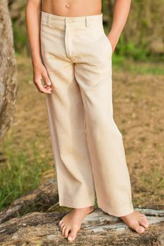 These linen pants would look good and comfy rolled up but bit pricey at $60
