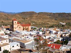 Lucainena (Almería).Los pueblos más bonitos de España