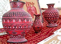 Kutch Terracotta Pots