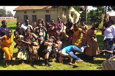 Movin & Shakin at Mend  Gulu, Uganda