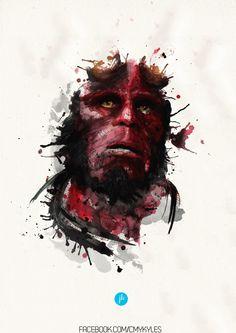 Jeremy Kyle - Hellboy