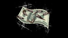 Money Brings Leeches is a T Shirt designed by SayWhatJAY to illustrate your life and is available at Design By Humans