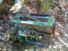 """Highway 101 was closed for about a half hour after Caltrans surveyors found a suspicious object on the road.  The geocache was GC185AN """"Short Circuitry"""""""