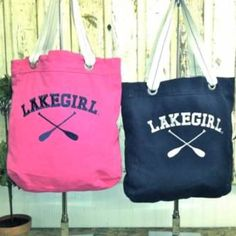 Love these tote bags!!