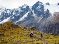 The World's Best Hiking Trails: Santa Cruz Trek - Cordillera Blanca, Perú | Condé Nast Traveler - May 2013