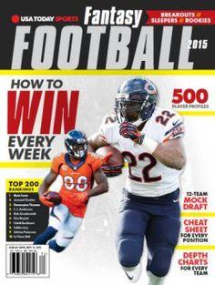 USA TODAY Sports Fantasy Football 2015
