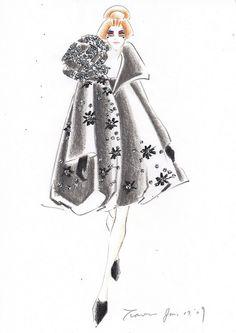 Christian Dior Haute-couture  http://www.pinterest.com/adisavoiaditrev/boards/