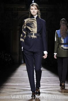 Dries Van Noten Ready To Wear Fall Winter 2012 Paris