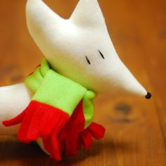 Mr. Fox Plushy design inspiration on Fab.