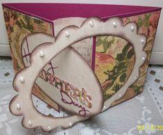 Inspired Creations: Interlocking Scallop Frame Gate Fold
