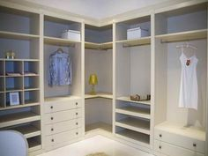 How to Maximize Storage Space in Closet Corners - | Closet designs ...