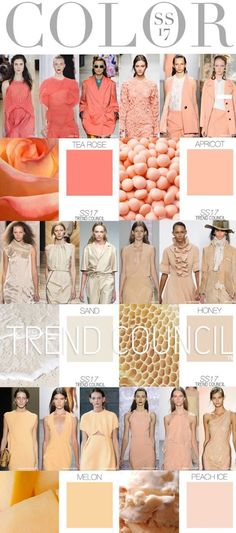 spring summer 2017 color trend --- primavera estate 2017 colori #trend #spring #summer #fashion #moda #fashiontrend #colortrend