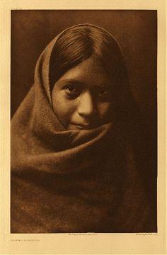 Pakit - Maricopa,1907. Edward Sheriff Curtis Photography.