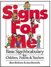 """Best American Sign Language basic vocabulary (""""baby sign"""") book I've seen! And show support for the Deaf Community by choosing this Deaf publisher, Dawn Sign Press: a reliable and trustworthy source for sign language resources. Simple Sign Language, Learn Sign Language, American Sign Language, Parents As Teachers, Reading Levels, Always Learning, Book Signing, Children's Literature, Vocabulary Words"""