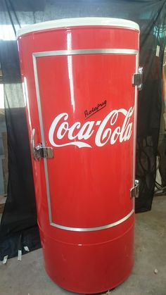 Coca-Cola fridge  https://www.facebook.com/rusticindustrial3280/