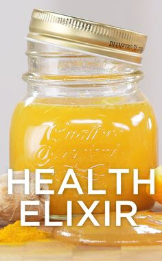 Bolster your immune system with this simple elixir. No juicer needed.