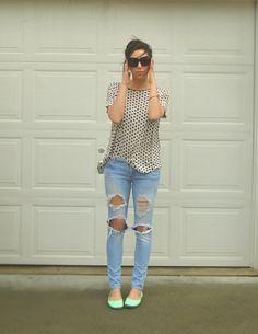 Tieks outfit :)