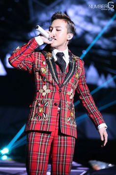 G-Dragon (Kwon Ji Yong ) ♡ #BIGBANG // Concert in Seoul