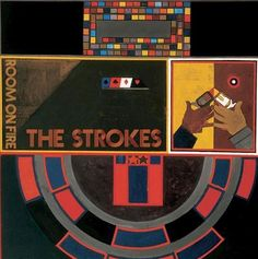 The Strokes - Room on Fire (CD)